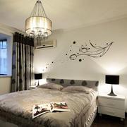 30平米跃层简约风格卧室装修效果图