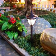 别墅庭院草坪灯欣赏