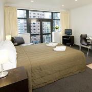 单身公寓都市风格卧室设计