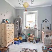 30平米现代简约风格小户儿童房装修效果图