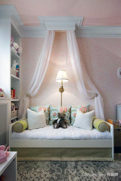 22平米简约小户型经典公寓迷你儿童房装修效果图