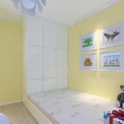大户型精致的儿童房装修效果图