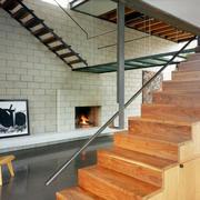 新颖独特的别墅楼梯设计效果图片