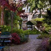 宜家风格庭院装修图片