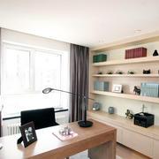 精致大户型小书房装修效果图鉴赏