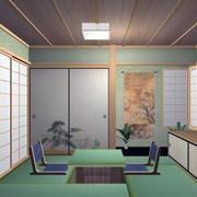 精美日式小户型榻榻米装修效果图