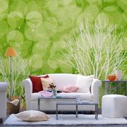 138平米欧式风格沙发背景墙效果图