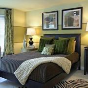 118平米简约风格卧室装修效果图