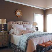 卧室室内色调搭配