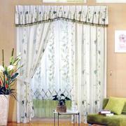 现代欧式大户型窗帘装修效果图