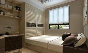 118平米睡的舒服的榻榻米床装修效果图