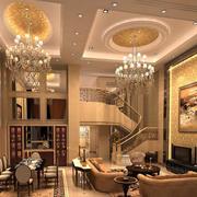 单身公寓时尚风格客厅装修效果图