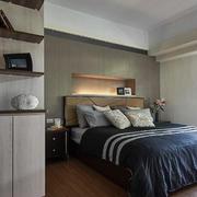小户型简约卧室装潢