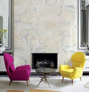小户型电视瓷砖背景墙