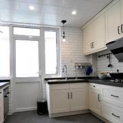 小户型大型厨房橱柜