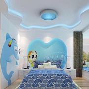 唯美的大户型地中海风格儿童房装修效果图