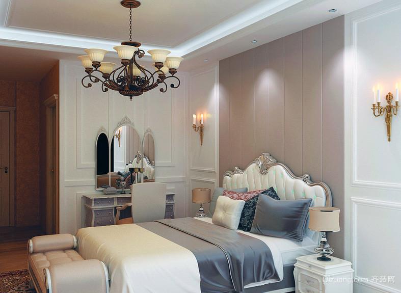 现代欧式大户型卧室装修效果图鉴赏