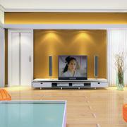现代大户型欧式电视背景墙装修效果图