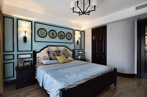 公寓卧室古典装饰