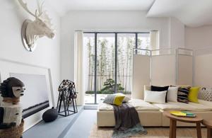 家庭舒适大卧室装饰