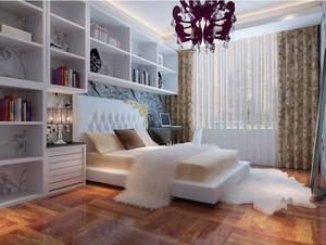 科技感十足的大户型别墅家庭装修效果图