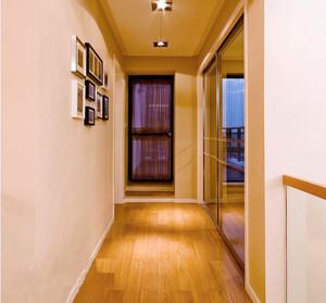 时尚温馨198平米小复式楼装修效果图