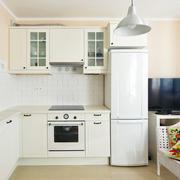 大户型北欧风格清新厨房装修效果图