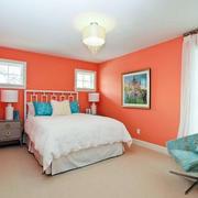 公寓卧室简约装饰