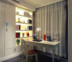 地中海120平米家庭装修设计效果图