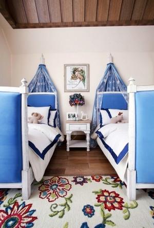60平米小户型简约地中海风格房屋装修设计