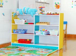 现代简约风格幼儿园教室环境布置效果图