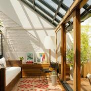 温馨舒适的阳光房