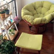 小户型简约阳台沙发装饰
