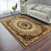 现代欧式大户型地毯装修效果图