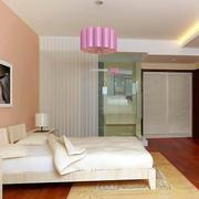 三室两厅简约卧室装饰