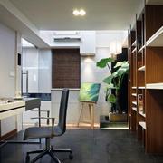 书房设计整体设计