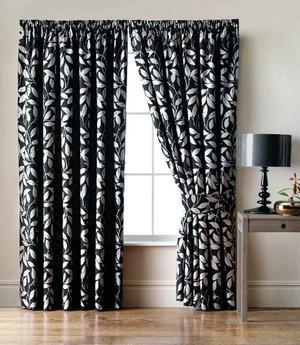 精美的大户型欧式窗帘装修效果图