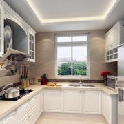 厨房设计模板