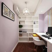 书房木地板设计图片