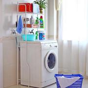 宜家便利小户型浴室置物架装修效果图