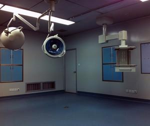 精致的医院手术室吊顶装修效果图片