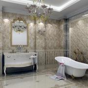 洗手间设计造型图