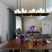 家装餐厅新颖吊灯