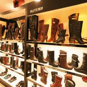 精品鞋店置物架