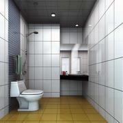 洗手间设计整体图