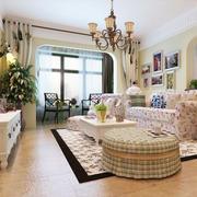 家居客厅榻榻米沙发