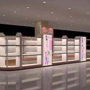 鞋店鞋柜展示图片
