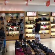 鞋店简约现代鞋柜