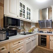 家居简约厨房橱柜