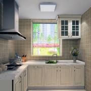 精致的大户型欧式厨房装修效果图